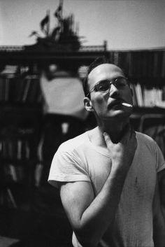 W. Eugene Smith by Saul Leiter (please follow minkshmink on pinterest)