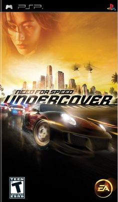 Need For Speed Undercover – PSP « Game Searches