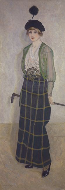 """Résultat de recherche d'images pour """"1910 women tartan"""""""