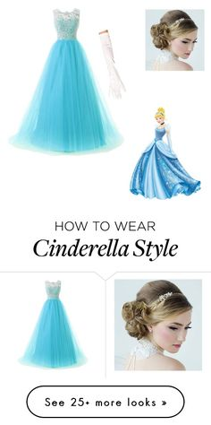 """""""Modern Cinderella"""" by random-crap-and-fandoms on Polyvore featuring Disney and modern"""