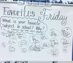 32 Likes, 2 Comments - Mrs. Friday Messages, Morning Messages, Morning Board, Morning Activities, Daily Writing Prompts, Bell Work, Responsive Classroom, Classroom Community, Ms Gs