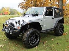 2011 JEEP WRANGLER OFF ROAD LIFTED PKG A/T A/C 4X4 ONE OWNER VERY NICE LED LIGHT