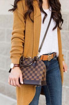 0b572604bb00 Best Cardigan Under  50. Louis Vuitton ...