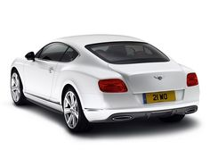 Bentley Continental GT Mulliner Styling Specification (2011).