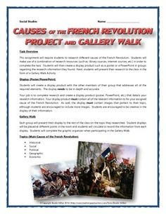an analysis for the major causes and effects of the french revolution Class struggle and the american revolution the american revolution was a prelude to the great french revolution of course, the main participants were not always consciously aware of all of the underlying factors that motivated them.
