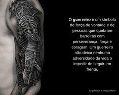 Guerreiro Facebook Sign Up, Tattoos, Tattoo Meanings, Willpower, Tatuajes, Tattoo, Tattos, Tattoo Designs