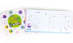 US: @Groupon of the day! Record all of the precious memories with our 'My Baby Book'.