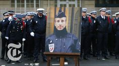 'You Will Not Have My Hate' Says Partner Of Slain Parisian Officer who was shot and killed by a terrorist in Paris last week  Reblogged from the New York Times on YouTube - link https://www.youtube.com/watch?v=f4A3y9UbbH0 The rights for this video belong to the New York Times