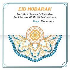 Write name on eid ka chand mubarak greetings Eid Al Adha Wishes, Happy Eid Mubarak Wishes, Eid Mubarak Messages, Happy Ramadan Mubarak, Eid Al Adha Greetings, Eid Mubarak Quotes, Eid Mubarak Card, Eid Mubarak Greeting Cards, Adha Mubarak