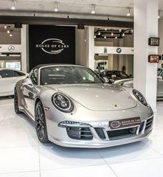 Porsche 911 Targa 4 GTS 2016 @porsche #dubaicars #carforsale #porschedubai