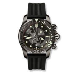 Victorinox Swiss Army Dive Master 500 Chrono Watch 241421 $995 #Holiday #Gift #Idea