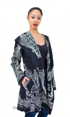 b4435f70c7b Halo Lady s Plus Size Hoodie Jacket Pockets  amp  Embroidery Black Blouse  Dress