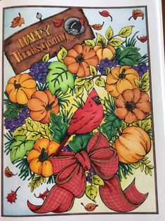 Autumn scene/creative haven Creative Haven Coloring Books, Autumn Scenes, Country Charm, Colouring Pages, Adult Coloring, Easter, Holidays, Drawings, Garden