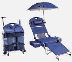 samsonite  valise pour la plage