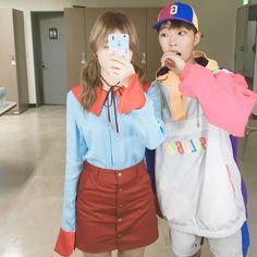 AKMU Must be L.O.V.E. Lee Chan Hyuk, Lee Soo Hyun, Akdong Musician, Yg Entertaiment, I Go Crazy, Choi Seung Hyun, K Pop Star, Ulzzang Couple, Korean Bands