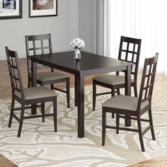DRG-595-Z4 - Dining Sets - Dining - Products
