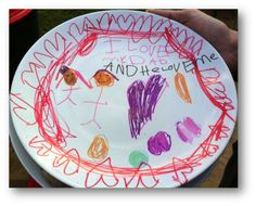 Remembrence Plate....could be used for self-esteem, coping skills, positive affirmations, etc.