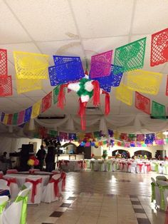Graciela's Dianas Castle, Denver, CO Mexican Fiesta Party, Fiesta Theme Party, Party Themes, Party Ideas, Quinceanera Centerpieces, Quinceanera Party, Mexican Party Decorations, Birthday Party Decorations, 21st Bday Ideas