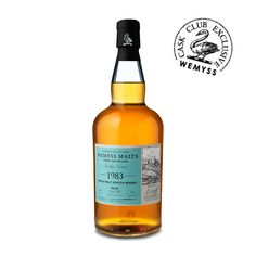 SMOKY NECTAR - CASK CLUB RELEASE 1 — Wemyss Malts - Family Whisky Makers Whisky Islay, Scotch Whisky, Bourbon, Gin, Whiskey Bottle, Club, Drinks, Bourbon Whiskey, Scotch Whiskey