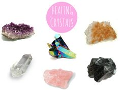 Learn all about Healing Crystals + What They Do
