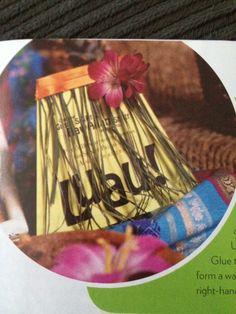 Luau party invites
