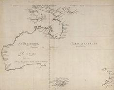 Autralia - Nova Hollandia Thevenot_-_Hollandia_Nova_detecta_1644