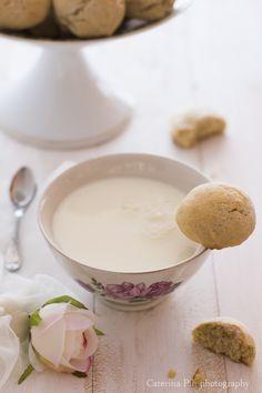 Come preparare in modo semplice dei biscotti da inzuppare senza burro,perfetti per una colazione sana e leggera