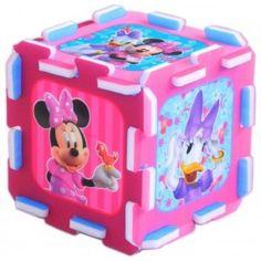 Covorasul puzzle Minnie Mouse, este un covor de joaca, un puzzle animat cu personaje Disney, este un accesoriu util organizarii locului de joaca pentru copii. Minnie Mouse Toys, Toy Story, Toy Chest, Puzzle, Daughters, Home Decor, Products, Puzzles, Decoration Home