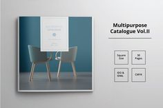 Multipurpose Catalogue Vol. II by Tiempo on @creativemarket