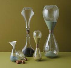 EcoNotas.com: 10 Ideas para Reutilizar Botellas de Vidrio, Recicla y Decora, Accesorios Ecoresponsables