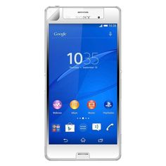 Insten LCD Screen Protector Film Cover For Sony Xperia Z3 #2225734