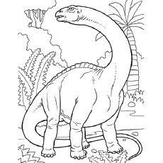 dinosaurier zum ausmalen   dinosaurier zum ausmalen, malvorlagen tiere, malvorlagen