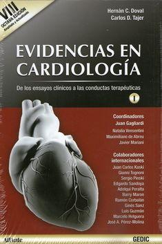 Evidencias en Cardiología VIII - Doval  #Cardiologia #LibrosdeCardiologia #AZmedica