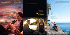 Especial Dia dos Namorados_Antes da Meia-Noite e O Enigma Chines #PipocaComBacon #DiaDosNamorados #AntesDaMeiaNoite #BeforeMidnight #Filmes #TrilogiaAntesDoAmanhecer #EthanHawke #JulieDelpi #RichardLinklater