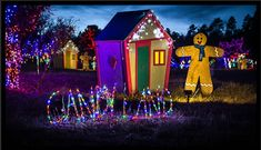 Illumination Light Show, www.illuminationlightshow.com, Denver Christmas Light Show, Colorado Springs Christmas Light Show. Displaying 1/4 million lights.