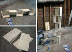 DIY Bookcase: Donu0027t Want To Spend All That Money On A Fancy Bookcase