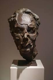 Resultado de imagen de sculpture raku contemporain