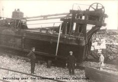 Carnlough quarry to harbour railway Northern Ireland, Trains, Irish, Coast, Explore, History, Places, Historia, Irish Language