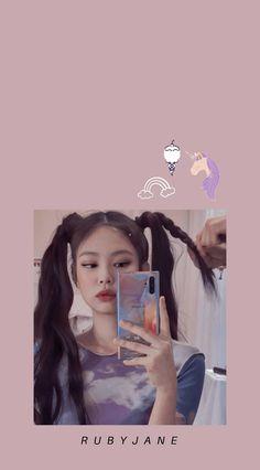 Wallpaper of jennie kim Kpop Wallpapers, Cute Wallpapers, Kim Jennie, Aesthetic Pastel Wallpaper, Aesthetic Wallpapers, Kpop Girl Groups, Korean Girl Groups, Manga K, Blackpink Poster