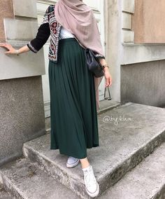 Elegant muslim outift ideas for eid mubarak 19