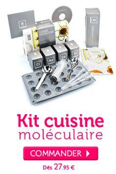 Cuisine mol culaire cocktails et cuisine - Cocktail cuisine moleculaire ...