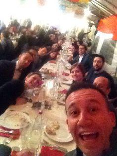 Tutti a cena!!