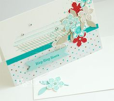 2/23/2014 Stampin' Cards And Memories: Petite Petals