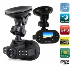 Car Camera - SQDeal 1080p HD & 160 Wide Angle Lens Car Dvr Digital Video Recorder Dash Camera Car Camcorder with 12 IR Night Vision & TF Card Slot & Motion detection & G-sensor. Display: 1.5 Inch TFT LCD Screen. Lens: 140 Degree high-resolution ultra wide-angle lens. Advanced H. 264 photography compression technology, Support HDMI, AV-output, USB interface for video transmission to computer or high-definition television. (USB port also for charging.). G-sensor function. IR night vision…