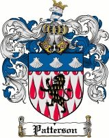 Patterson Coat of Arms / Patterson Family Crest