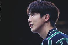 Nam joohyuk and your nose... neck *-*