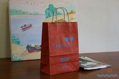 Bolsas de papel con impresión
