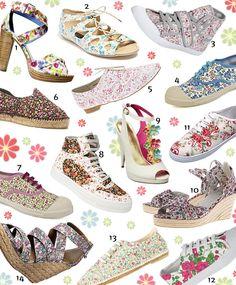 Liberty shoes
