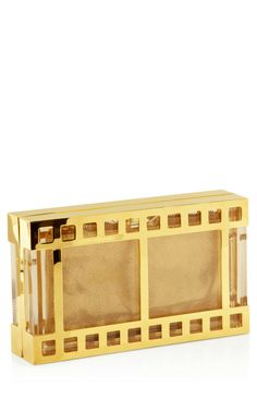 Box Office Pandora Clutch by Charlotte Olympia Now Available on Moda Operandi