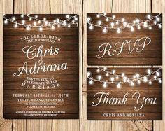 rustic wedding invitations etsy il 340×270.884075464 jrsg